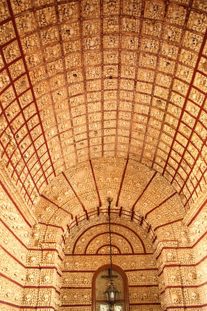 chapelle des Os eglise carmes faro