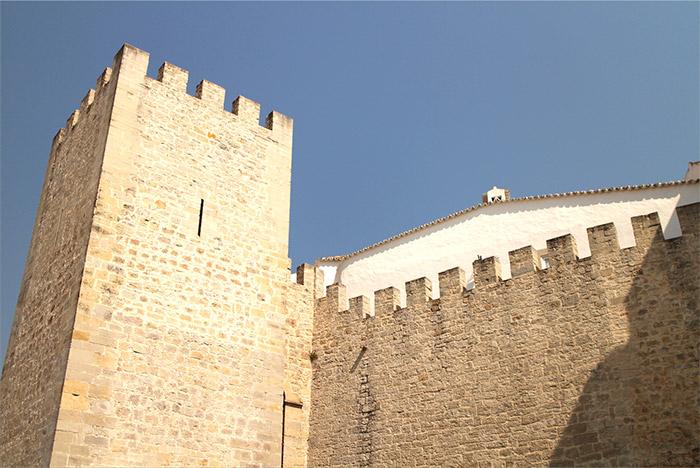 Algarve chateau de Loulé