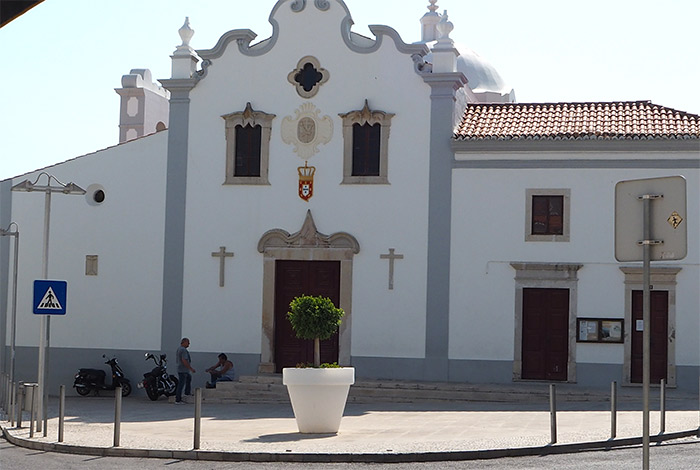 sao francisco eglise loulé algarve
