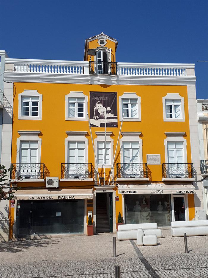 Loulé Algarve Maison Memory Duarte Pacheco