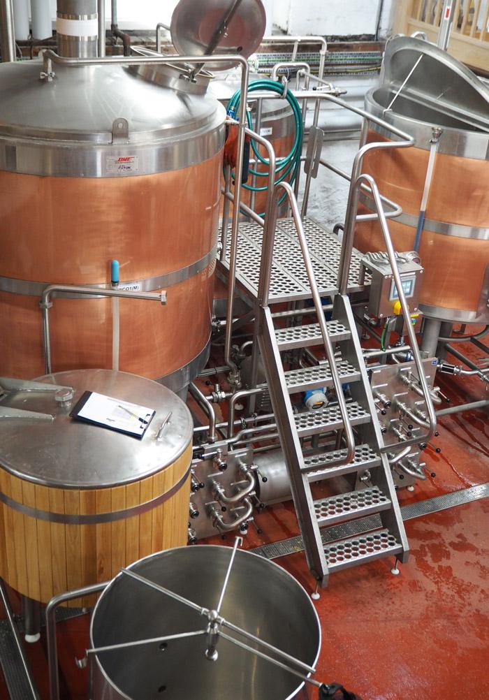 St Austell Cornouailles brasserie bière