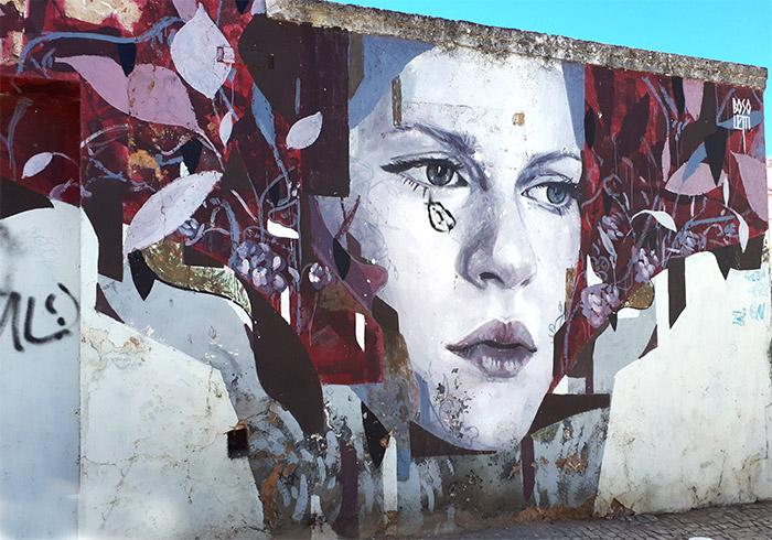 Lagos Bassoletti street art