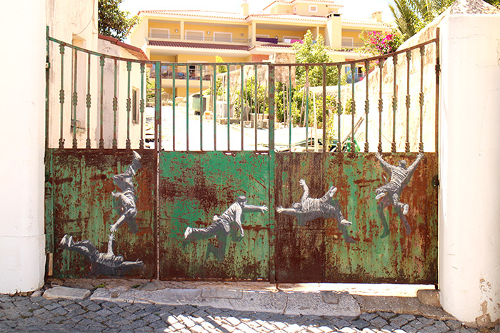 Algarve Lagos street art
