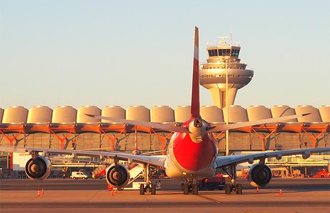 avion iberia madrid aeroport
