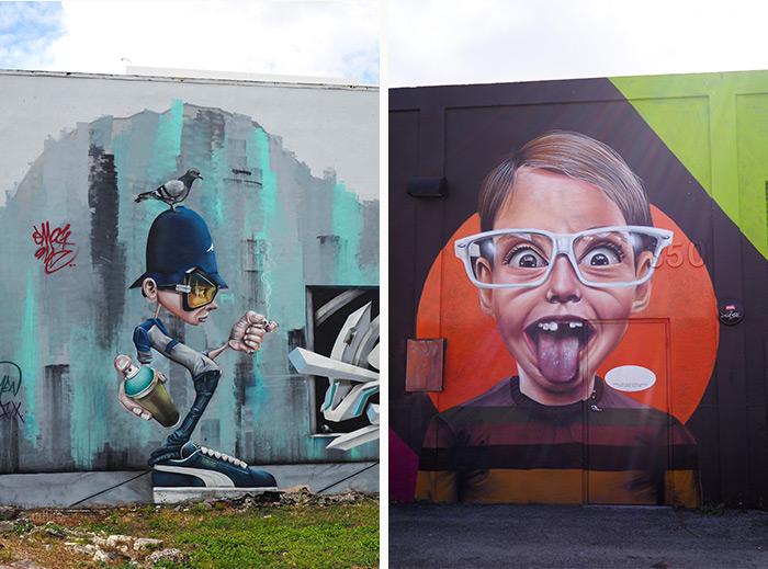 Sipros Wynwood Miami street art