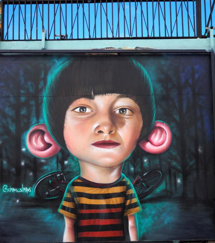 sipros street art miami