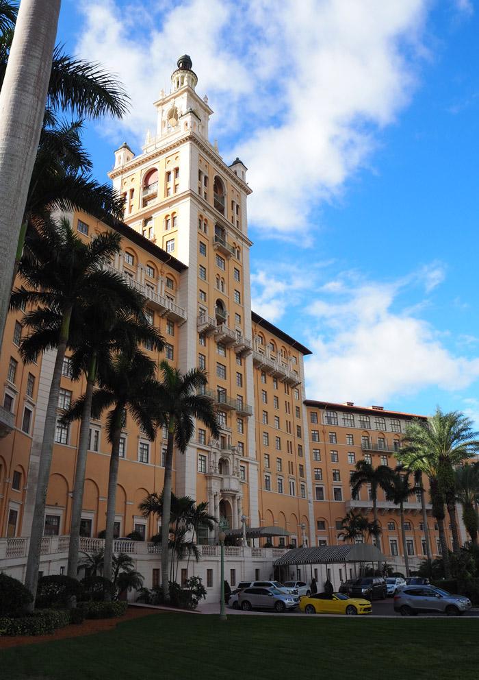 Miami Biltmore hotel Coral Gables