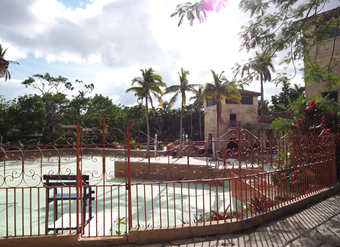 Miami Coral Gables venetian pool
