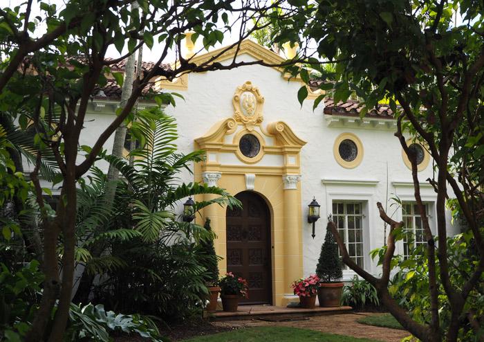 Coral Gables Floride maison