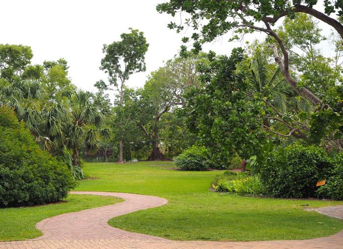 miami fairchild garden