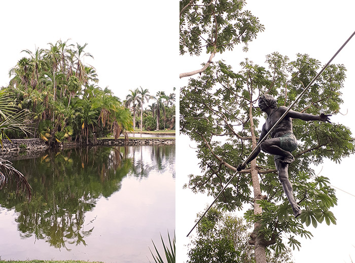 Miami Coral Gables Fairchild jardin