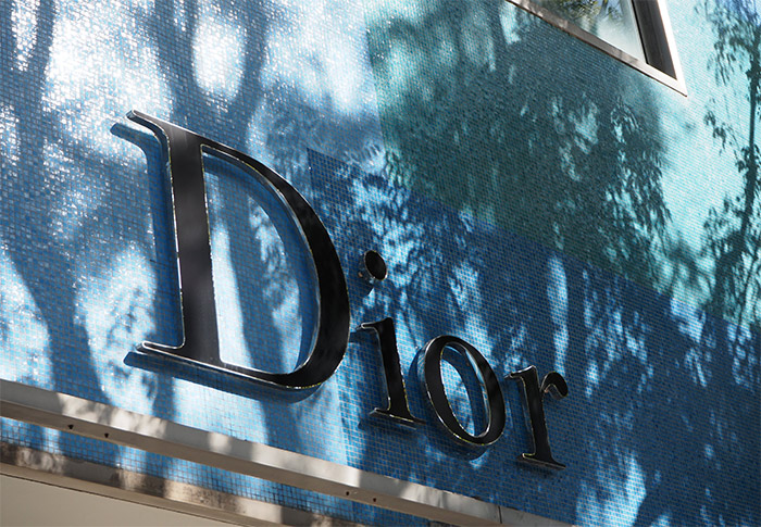 Miami design district Dior store