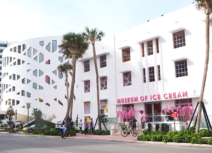 Miami beach museum of ice cream