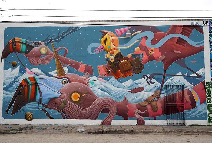 Miami zed1 wynwood streetart