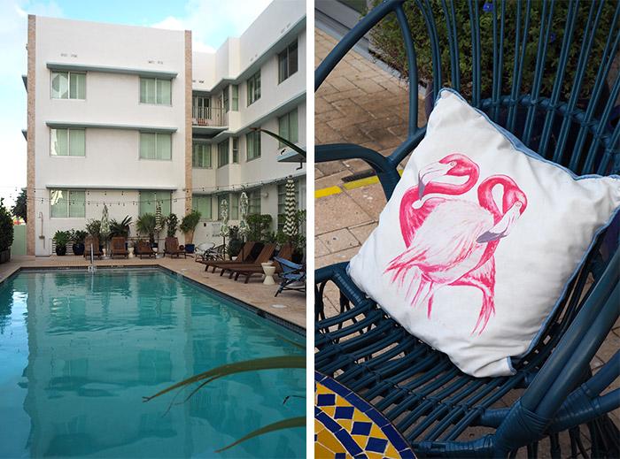 CIRCA39 piscine Miami