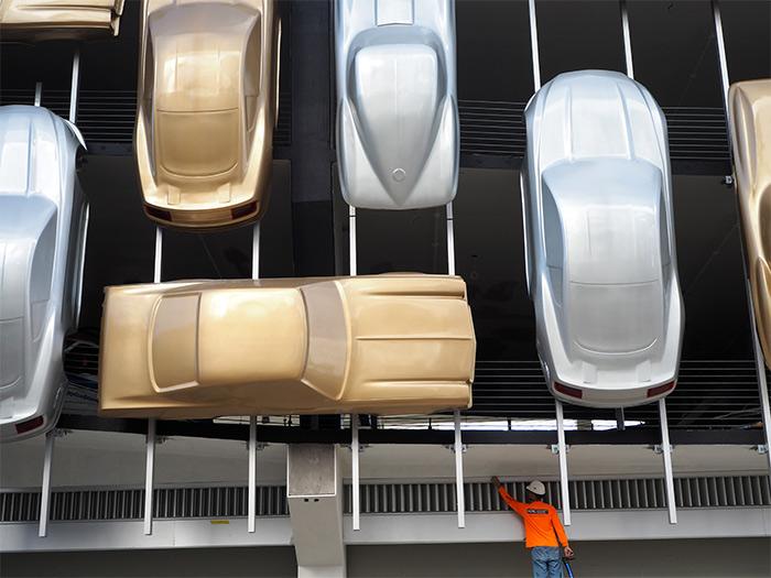 Miami museum garage
