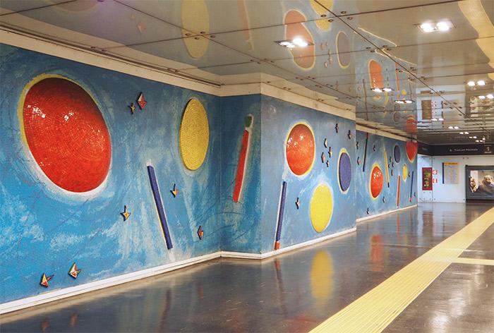 Naples metro dante