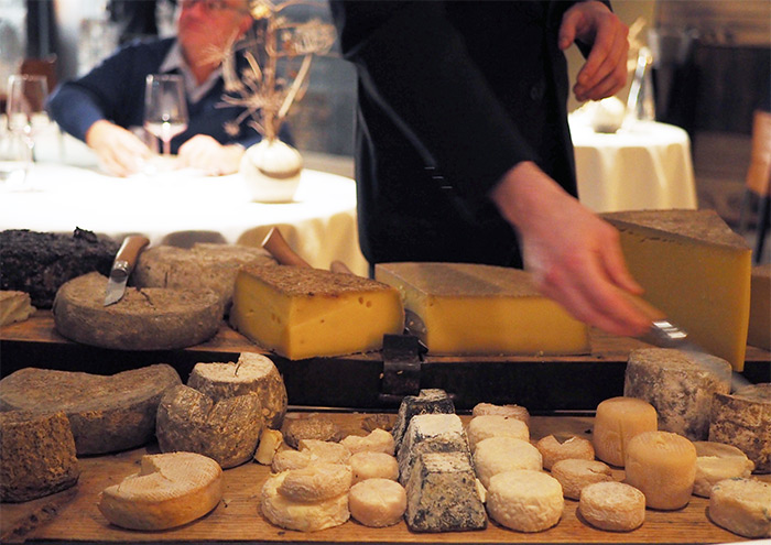 fromage clos des sens