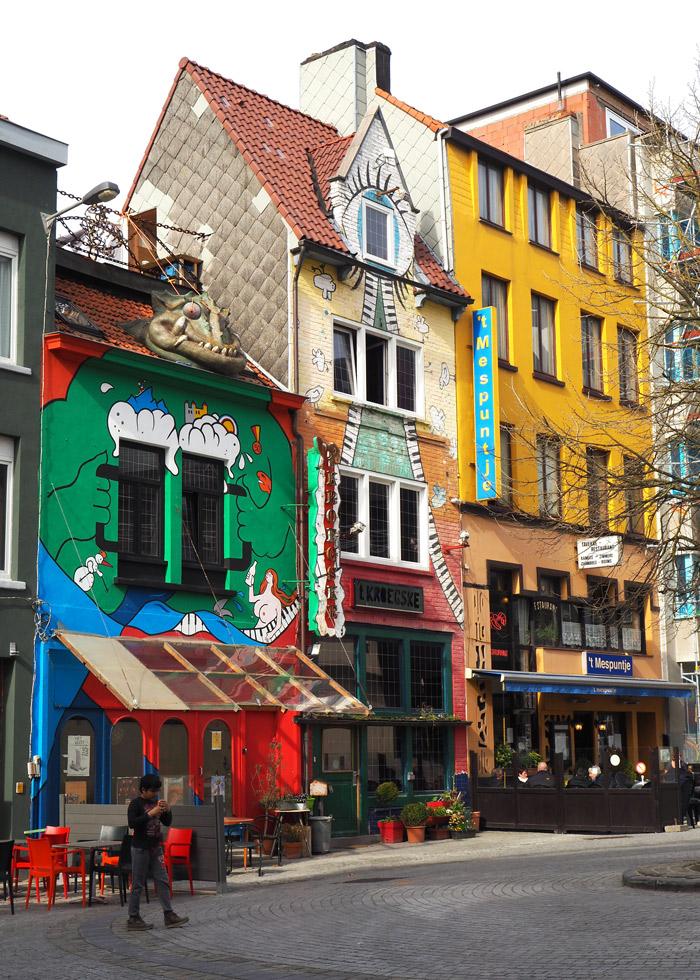 Flandres Ostende maison