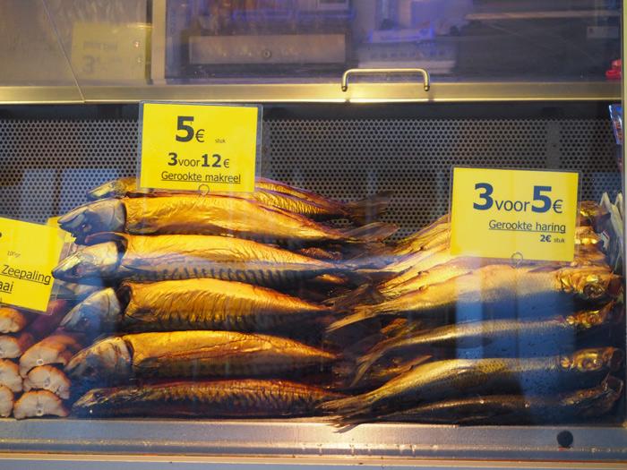 poisson séché maquereau