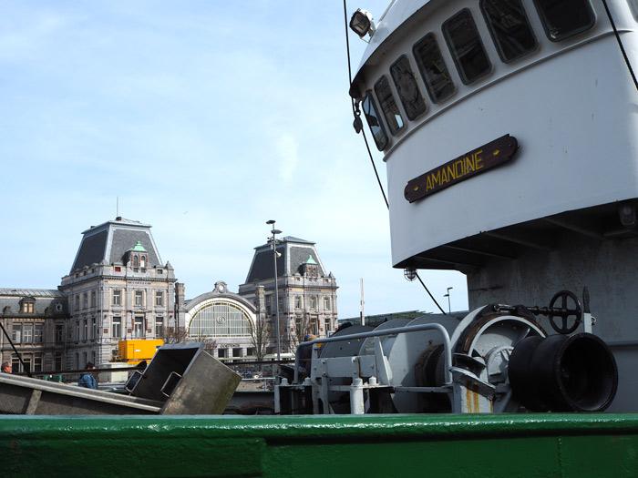 ostende amandine bateau