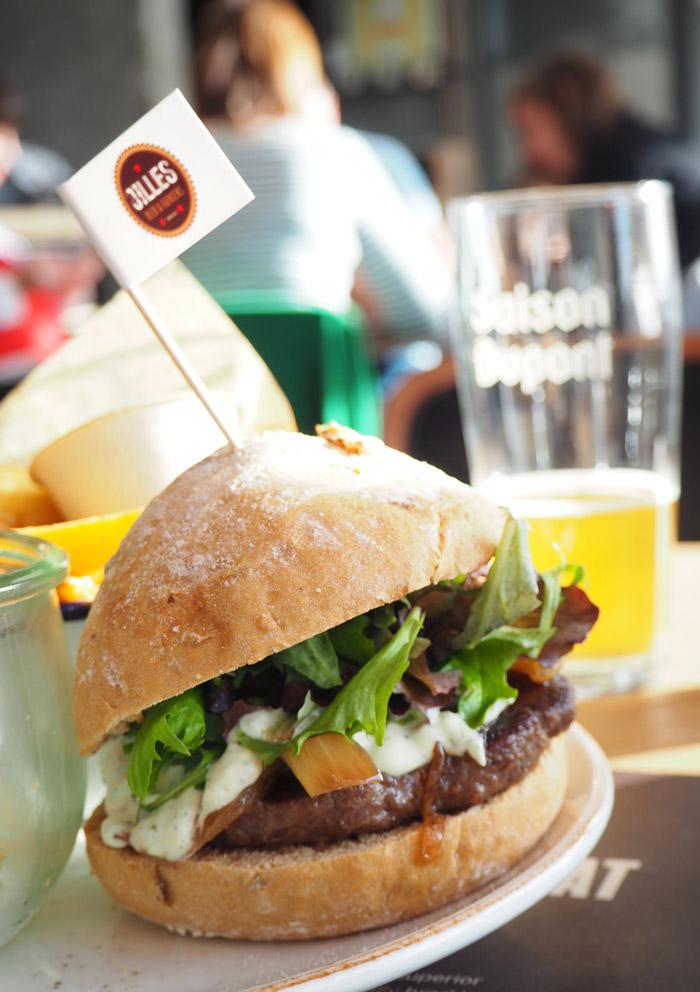 ostende hamburger jilles