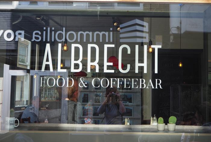café Albrecht Ostende