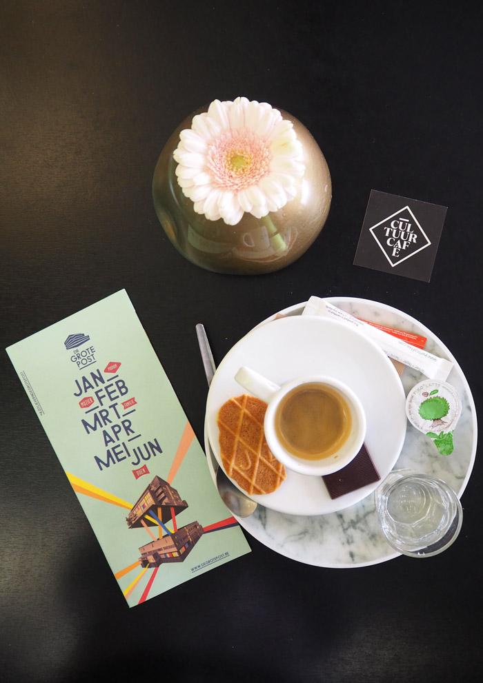 cultuur cafe ostende