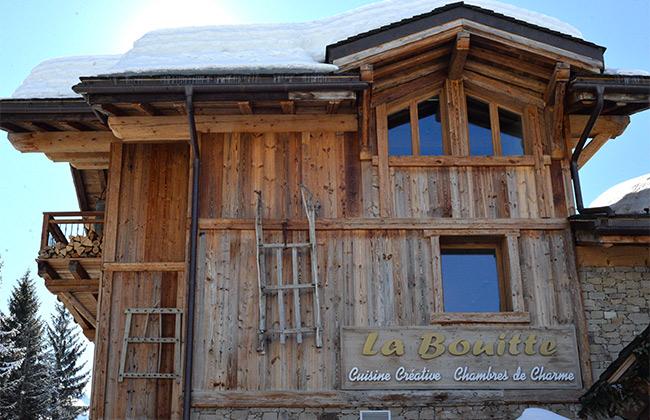 La Bouitte Meilleur hotel