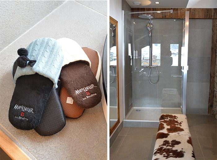 La bouitte salle de bains