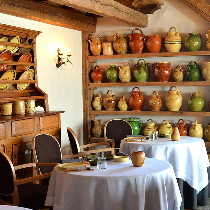 La bouitte restaurant 3 étoiles