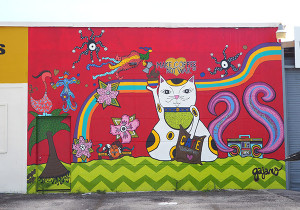 Miami Leah Arts district