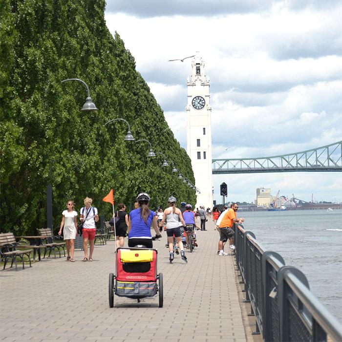 Montreal Tour de l'horloge