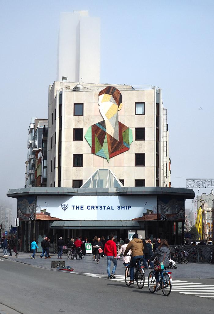 crook Crystal Ship Festival Ostende