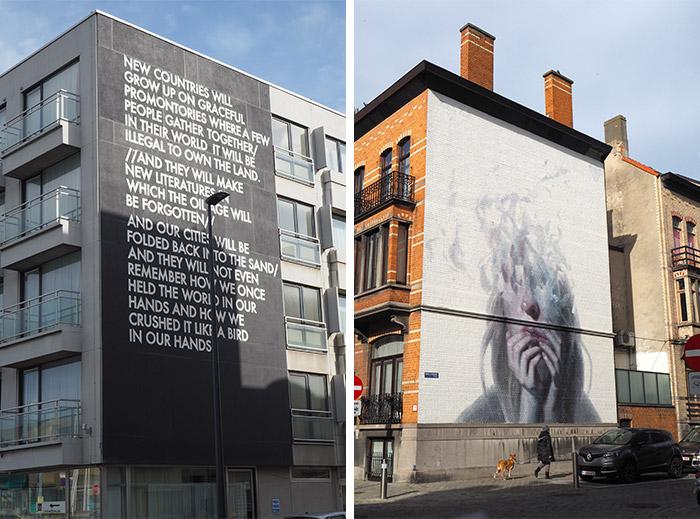 ostende street art henrik uldalen
