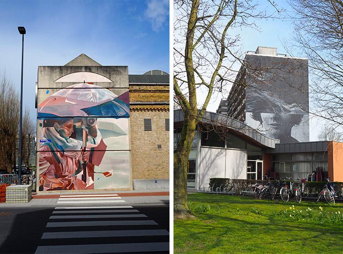 ostende thelmo & miel street art
