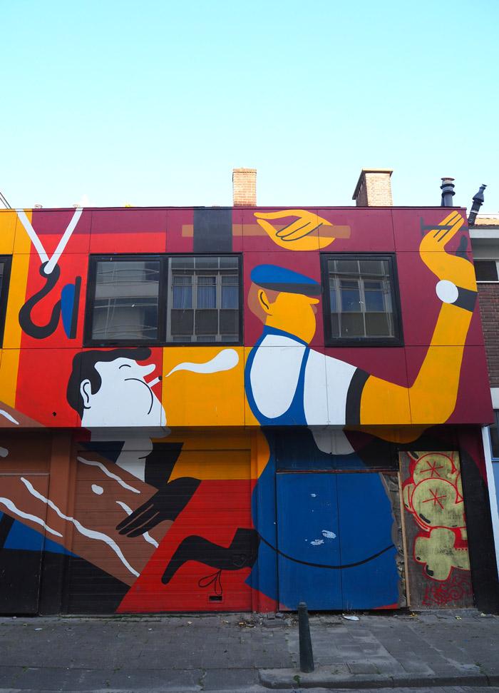 street art Rotterdam