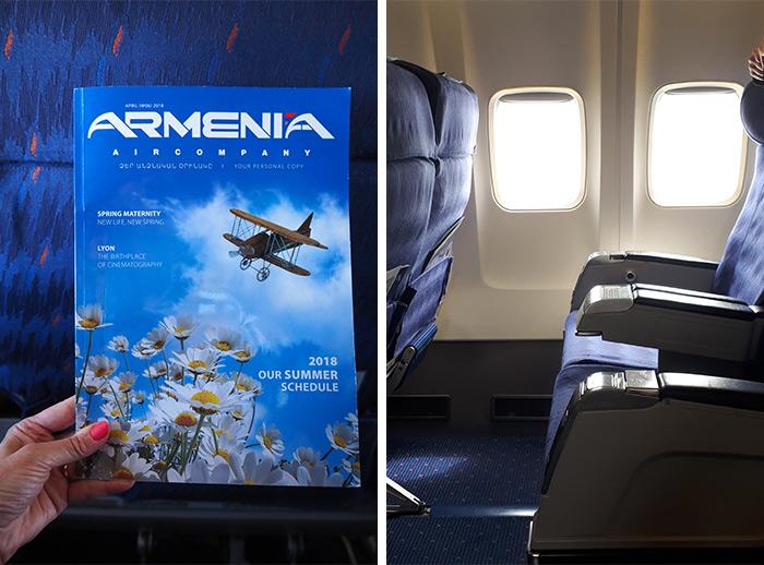 boeing 737 armenia air company