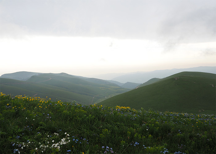 montagnes Arménie