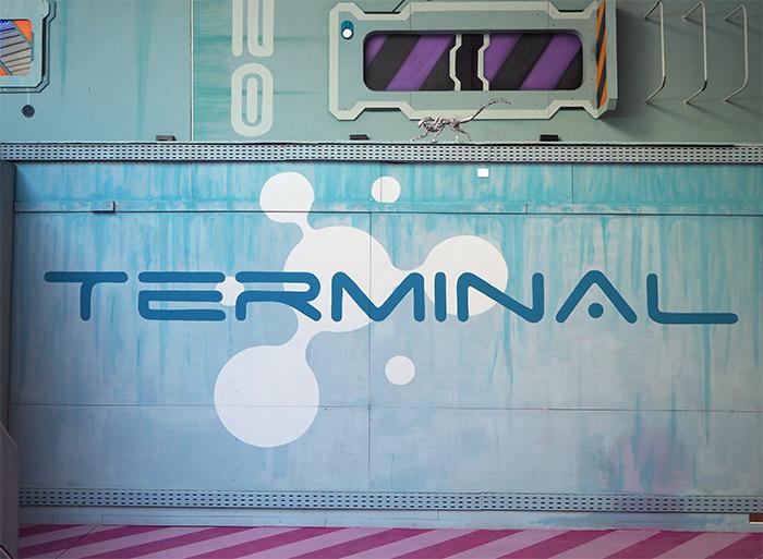 Lyon le terminal expo