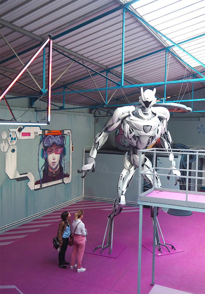 Lyon expo terminal