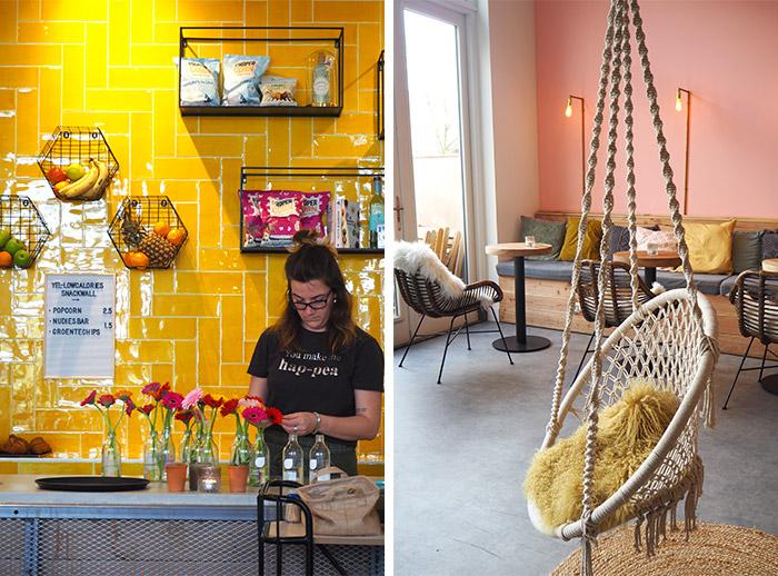 Rotterdam Lot & Daan cafe