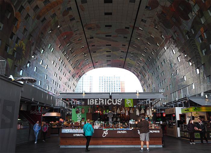 Rotterdam markthall