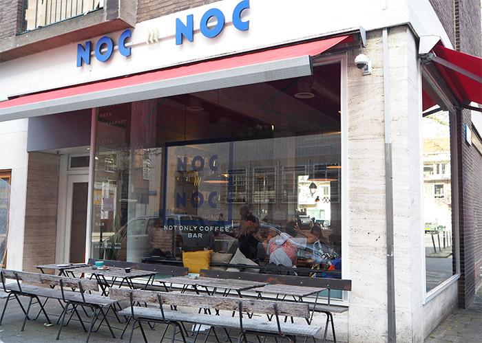 Rotterdam Noc Noc cafe