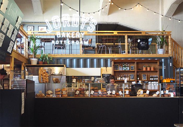 Fenix Food Factory Rotterdam Jordys bakery