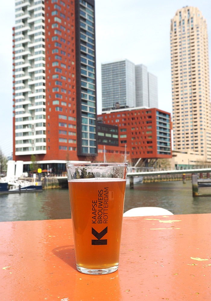 Fenix Food Factory Rotterdam bière