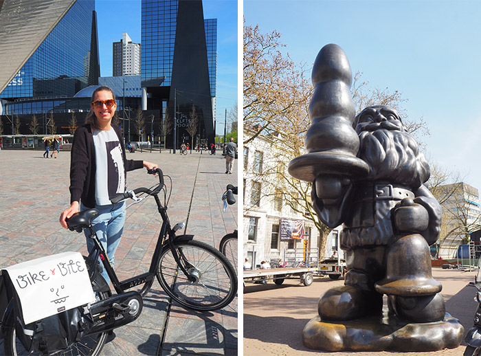 Rotterdam Bike and Bite tour