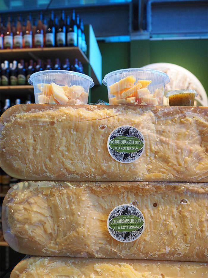 Rotterdam cheese Markthall