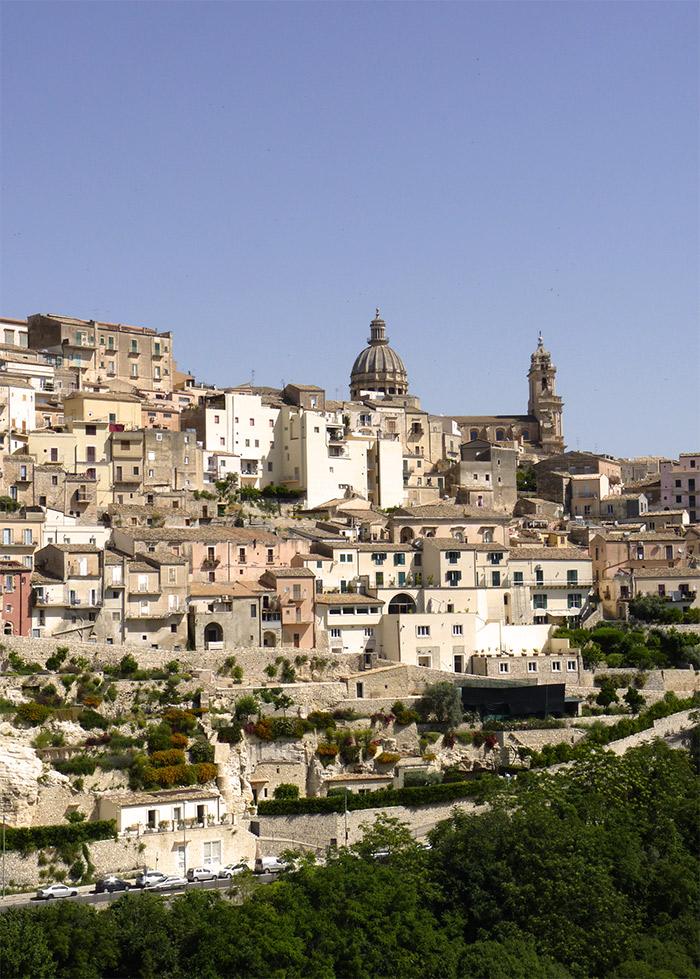 Ragusa Sicilia village