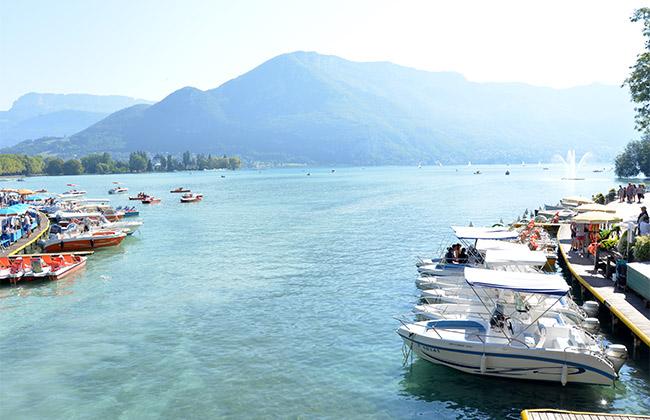 lac Annecy haute savoie